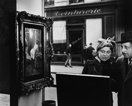 "Robert Doisneau, ""Un regard oblique"""